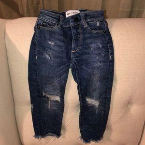 Toddler ripped skinny jeans Chloe skinny Jean
